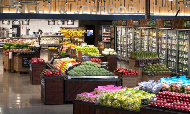 Raley's Rancho Cordova produce