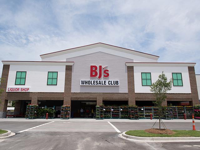 BJ's Wholesale Club, Summerville, South Carolina.