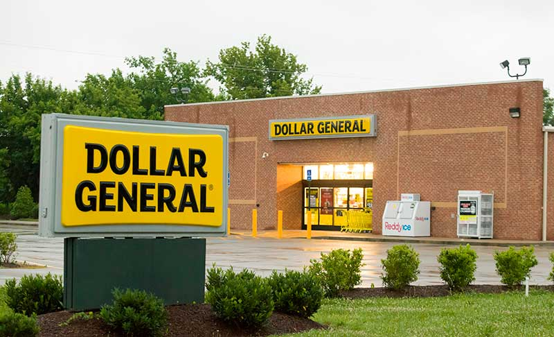 Dollar General Cape Cod, products