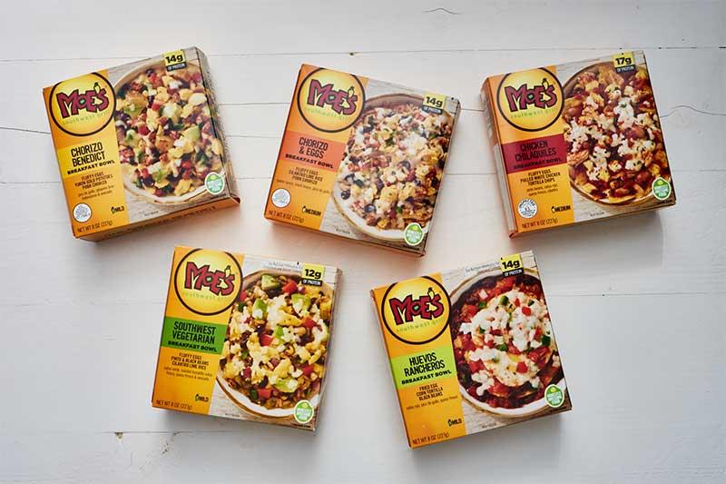 Moe's bowls