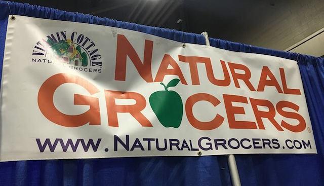 Natural Grocers banner
