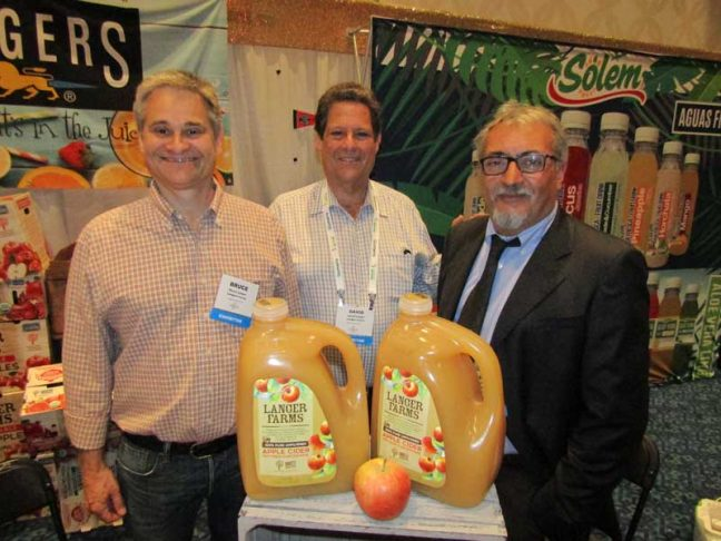 Langer Farms Ramps Up California-Grown Apple Cider Line
