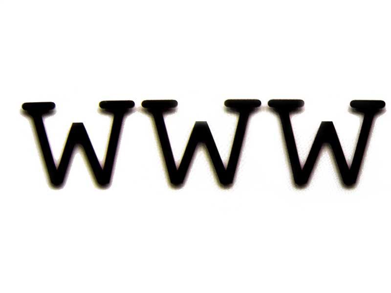 website www