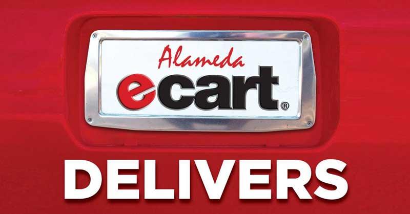 Nob Hill eCart delivery