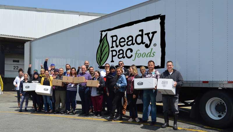 Ready Pac Hurricane Harvey relief efforts