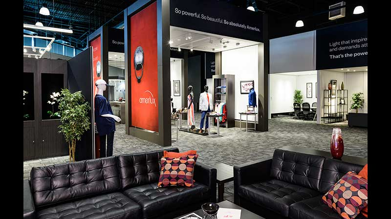 Amerlux Unveils State Of The Art Led Lighting Showroom In New Jersey