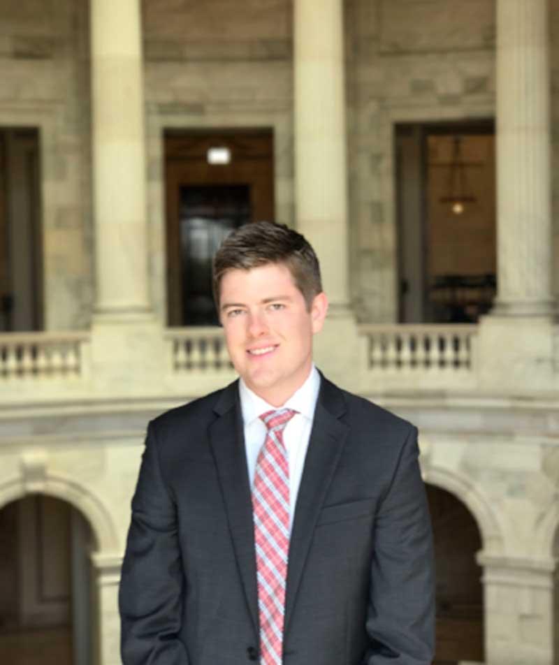 NGA's Government Relations VP Christopher Jones