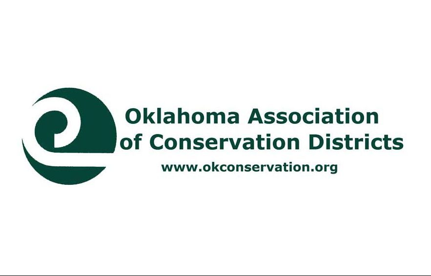 Oklahoma Association of Conservation Districts logo