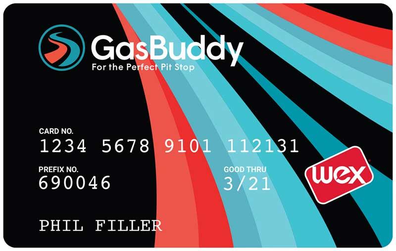 GasBuddy gasoline discount card