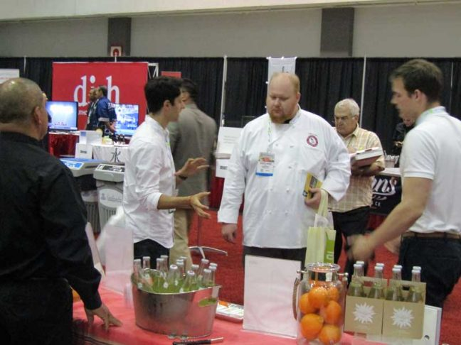 Western Foodservice Expo Features Awards, CRA Culinary Clash