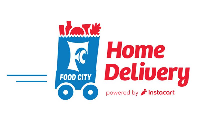 Food City delivery logo