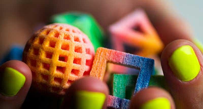 CSM 3D printing