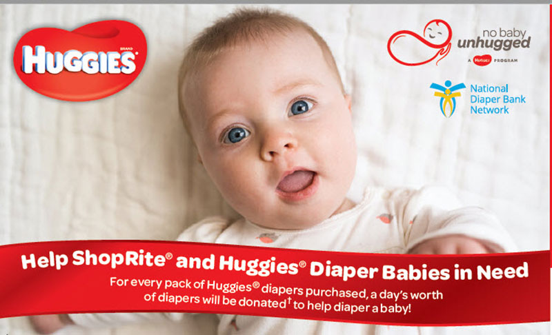 Huggies, ShopRite