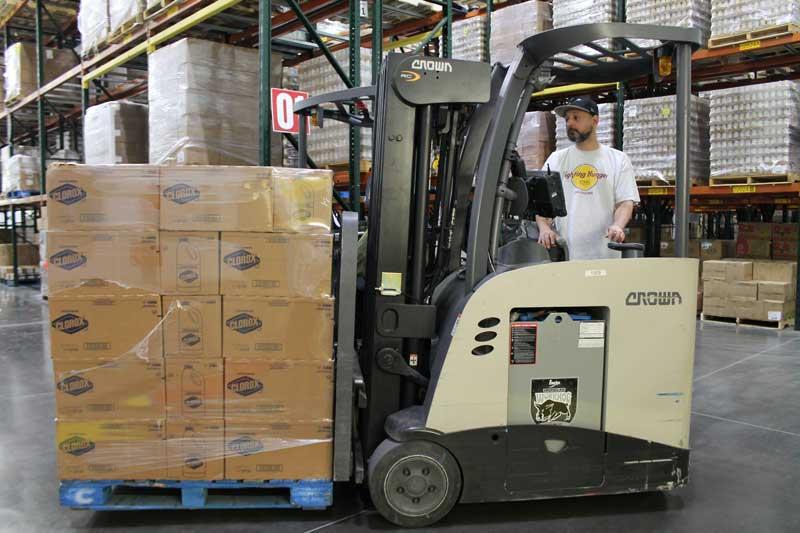 Oklahoma Food Bank hurricane relief donations