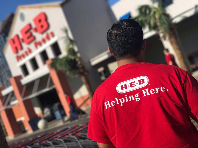 HEB Houston Food Bank