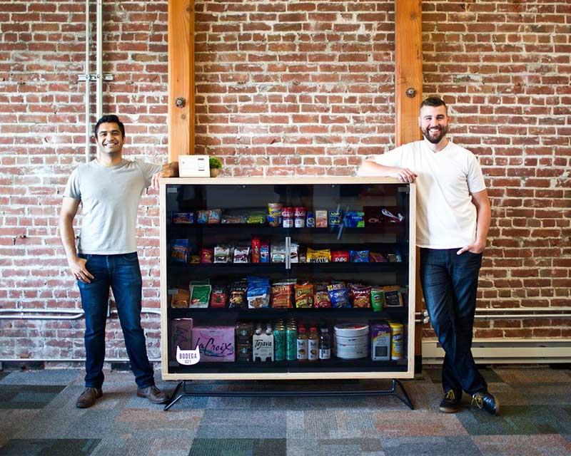 Bodega pantry boxes