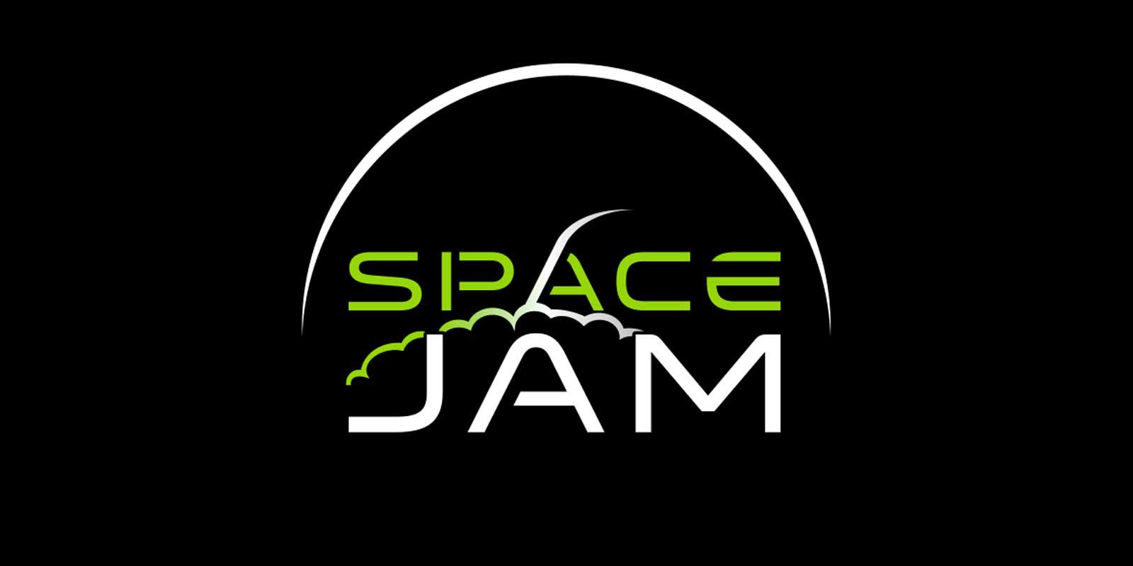 Space Jam Juice logo