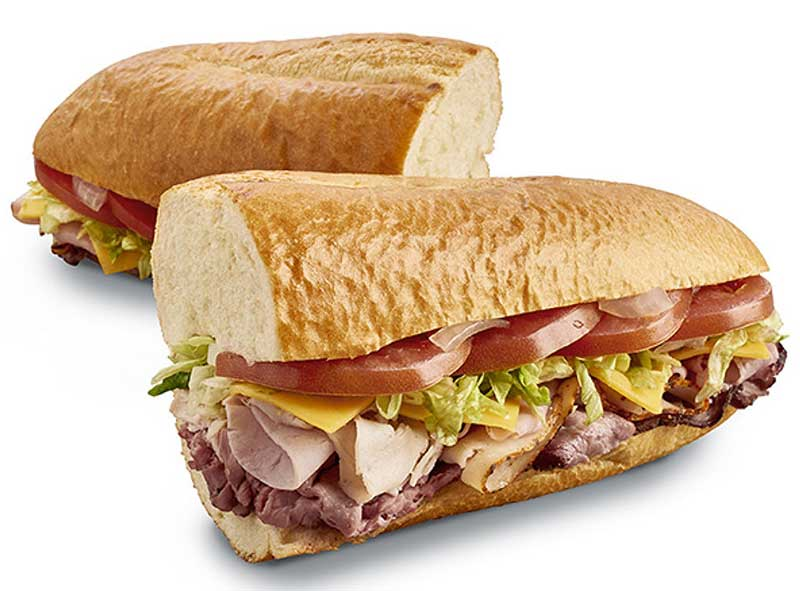 Devin Funchess Sub Sandwich