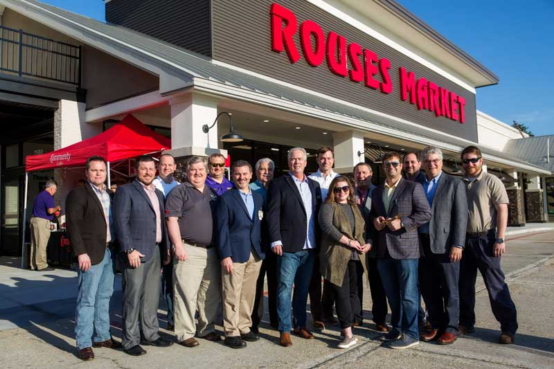 Rouses new Baton Rouge store.