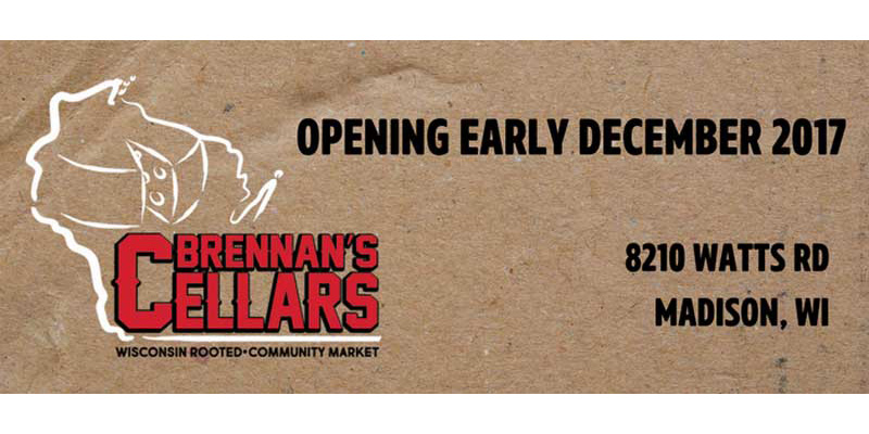 Brennan's Cellars will open in a former Brennan's Market location