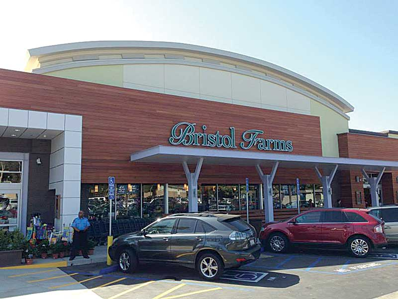 The Bristol Farms in Santa Monica, which opened in 2013.