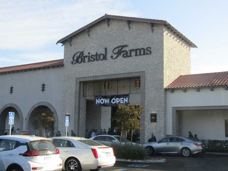 Bristol Farms' new prototype store in Woodland Hills, California.