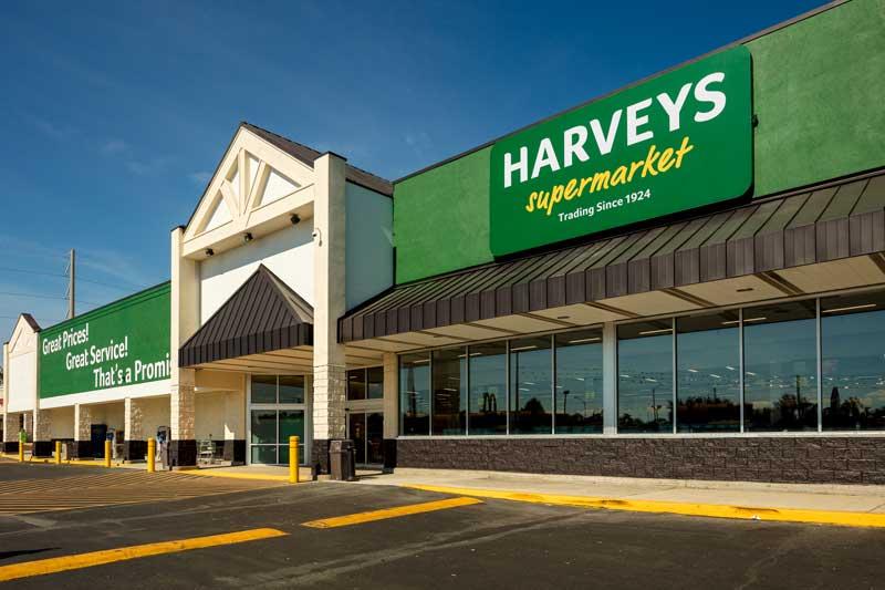 A Harveys Florida store