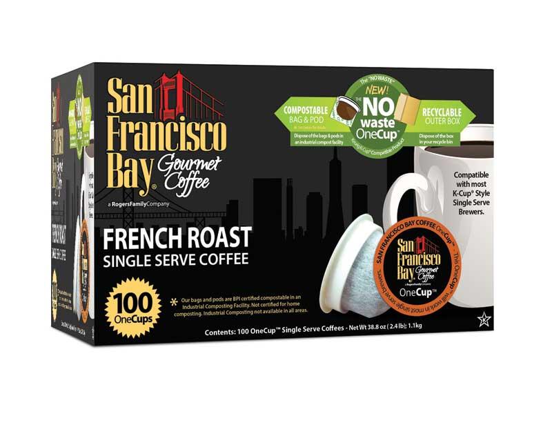 San Francisco Bay Coffee No Waste OneCup