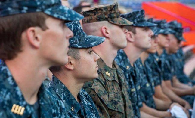 SEG honors military for Veterans Day