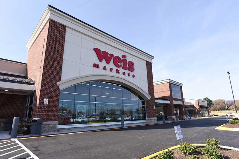Weis, Brunswick, Maryland, food drive