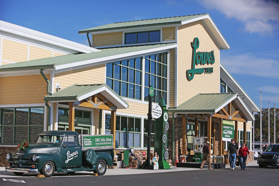 Recommended: Lowes Foods Opens First Charleston-Area Supermarket In Summerville