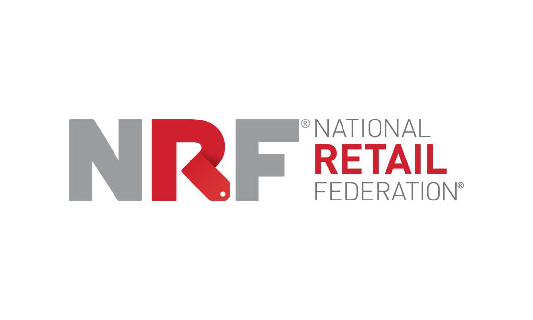 NRF logo holiday sales