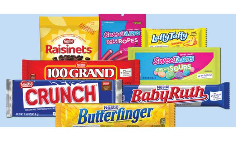 Nestle candy