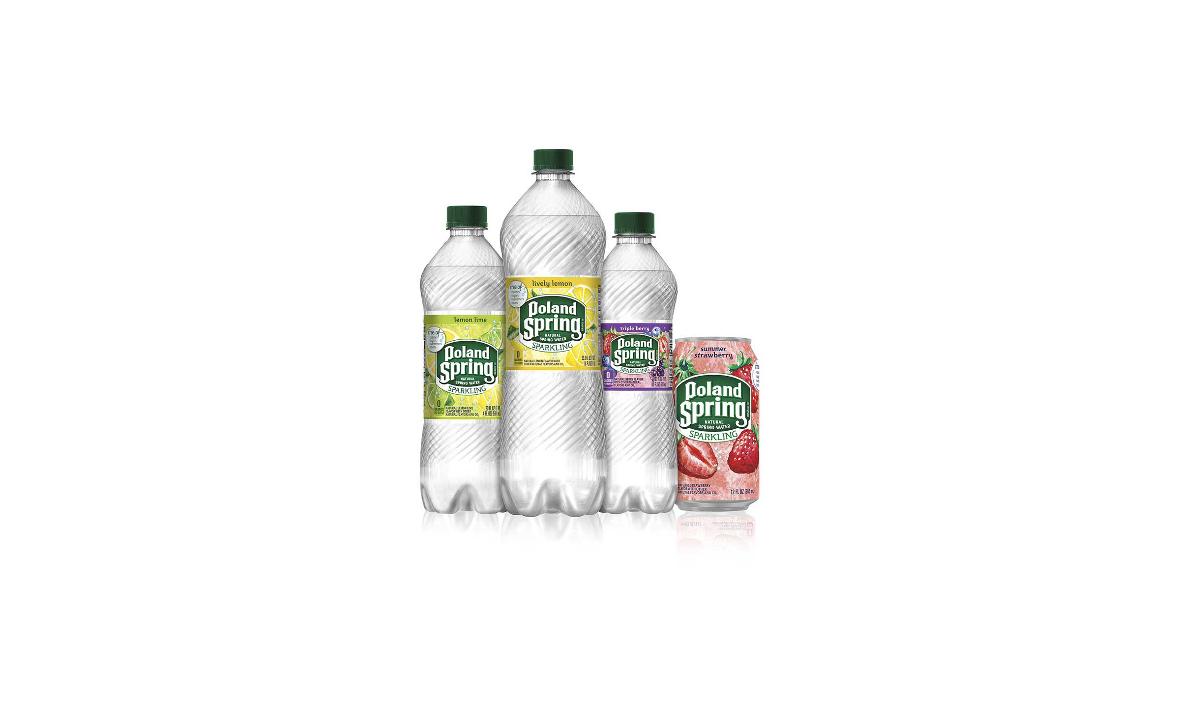 Nestle Waters sparkling products