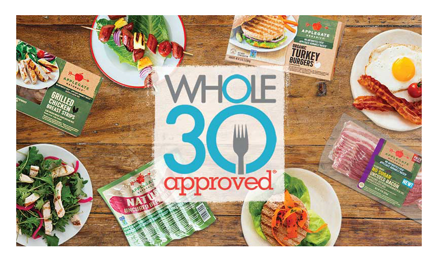 Applegate and Whole30