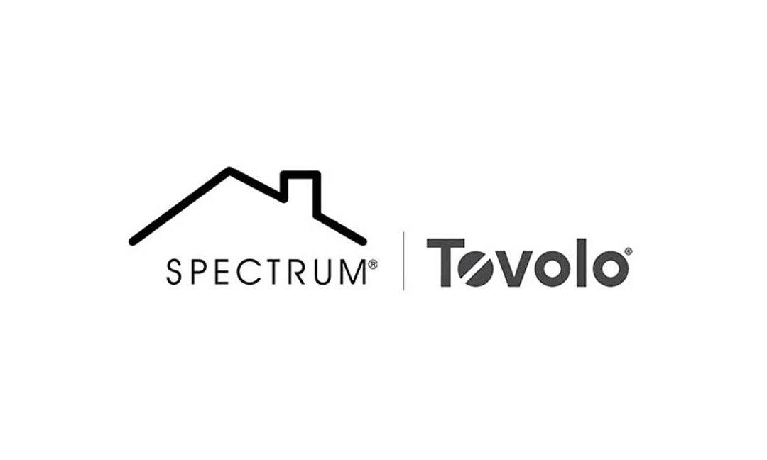Spectrum and Tovolo logos