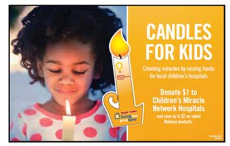 CMN Candles for Kids