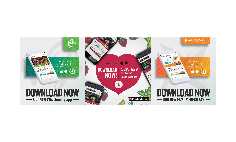 SpartanNash banner-specific apps