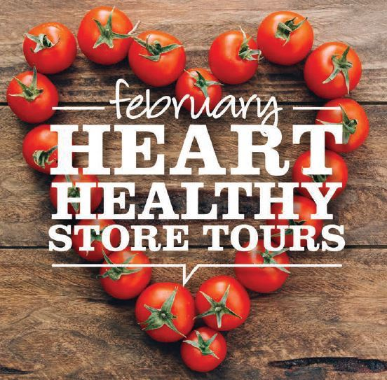 Giant Heart Healthy Store Tours