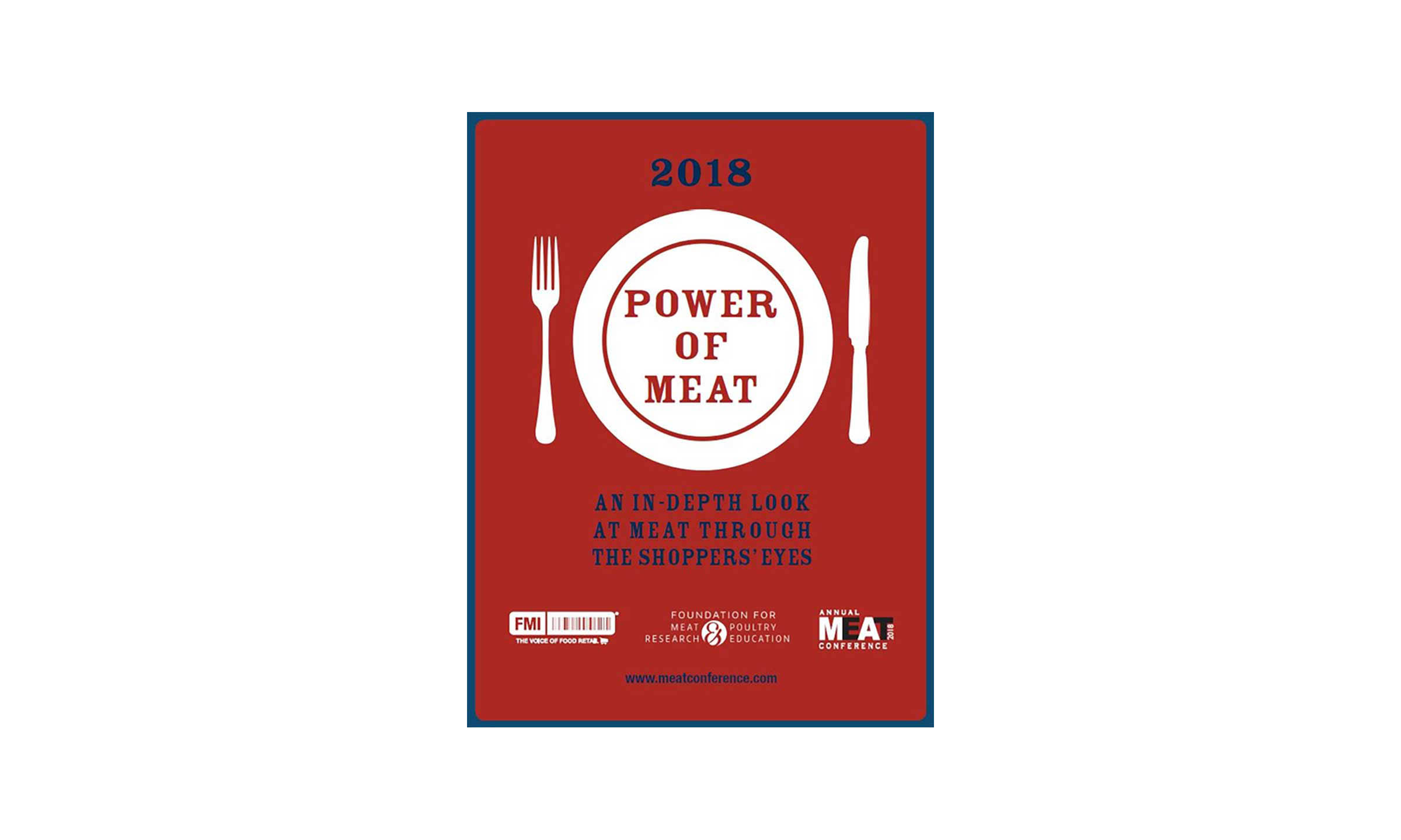Power of Meat 2018 cover