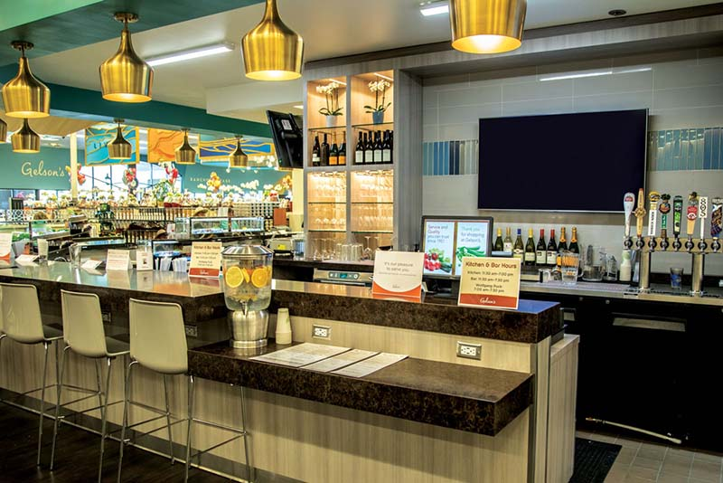 Gelson's-remodeled Rancho Mirage