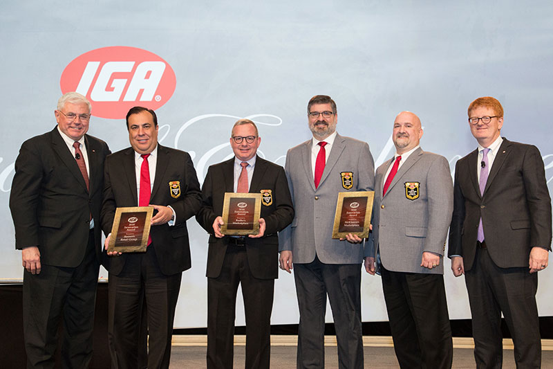 IGA Dual Awards for McKinnon's