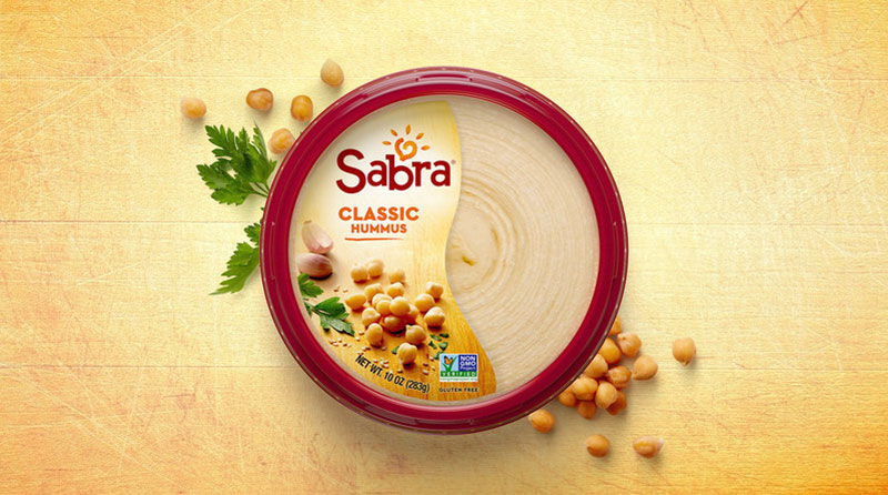 Sabra Dipping Co. rebranding
