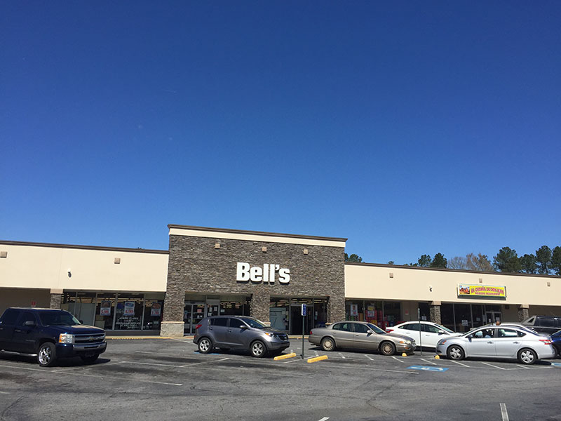 Bell's in Athens, Georgia