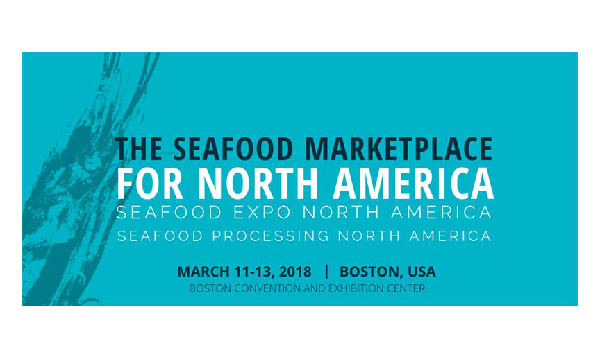 Boston Seafood Expo promo