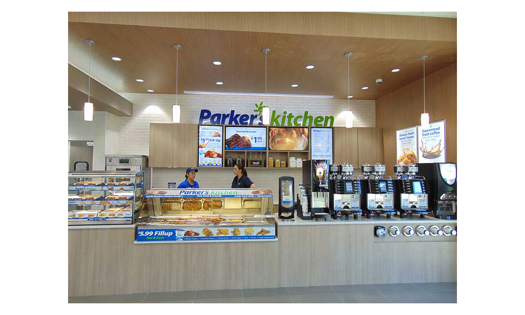 A Parker's Kitchen