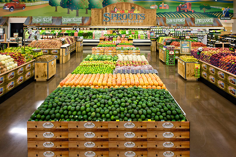 Sprouts first Maryland store