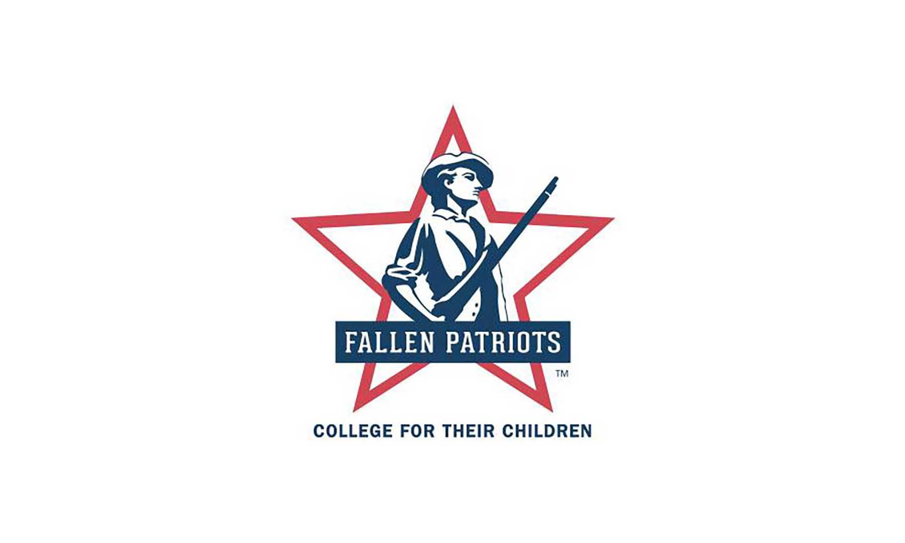 Fallen Patriots logo
