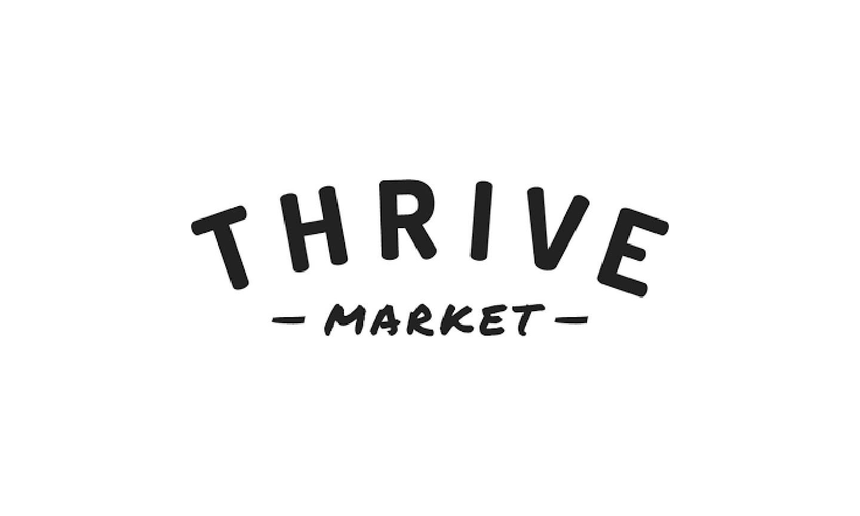 Thrive Market logo B-corp