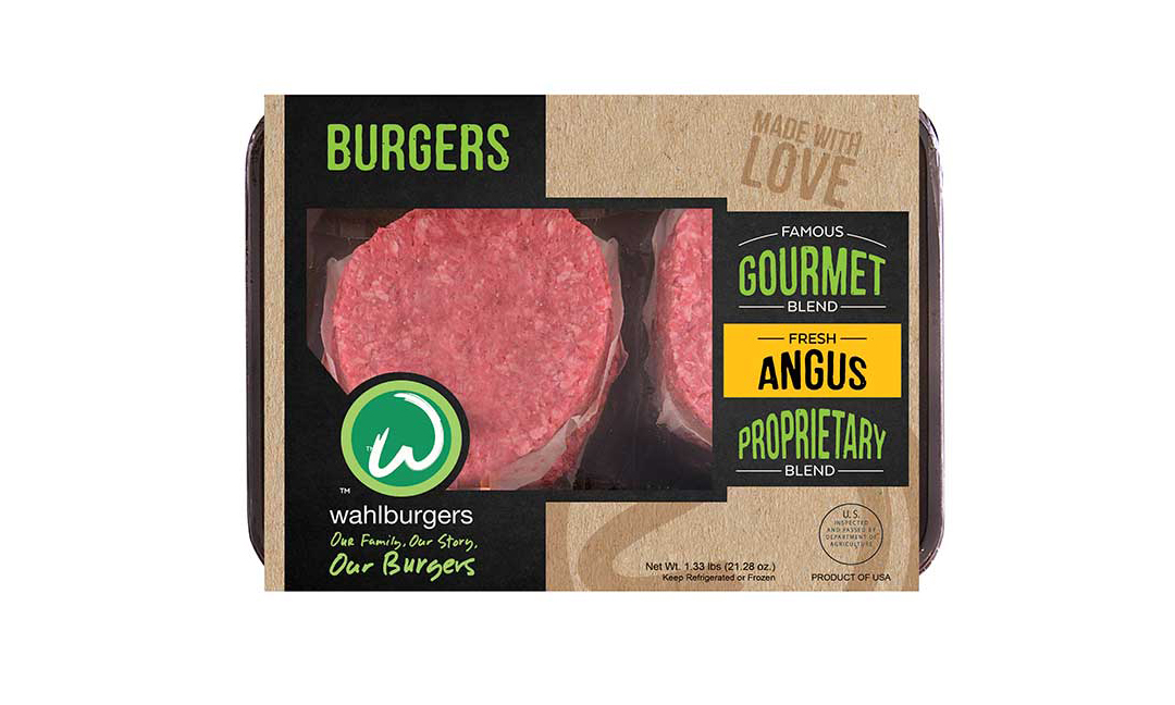 Wahlburgers Burger Patties